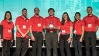 UNM students take first place in 2015 National Design-Build Student Competition