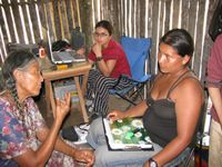A look at parasites and pregnancy rates in Tsimane women