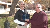 Piatt named Emergency Manager of the Year by NMEMA