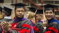 UNM hosts fall commencement
