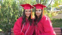 Twin sisters receive degrees in mechanical engineering