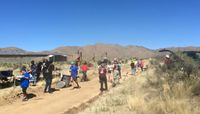 UNM launches UHERT at Bataan Memorial Death March