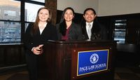 Environmental moot court team thrives in national competition