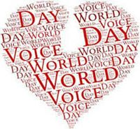 Celebrate World Voice Day with UNM's Speech & Hearing Sciences