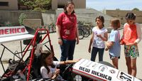 Formula SAE students inspire fifth-graders to pursue engineering