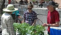 UNM hosts 7th Annual Sustainability Expo & Lobo Growers' Market