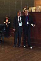 Mead receives award for book 'Making Modern Paris'