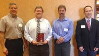 UNM receives PNM Business Energy Efficiency Star award