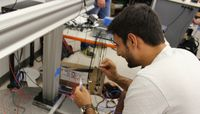 Researchers from around the world attending UNM-Sandia Summer Research Institute
