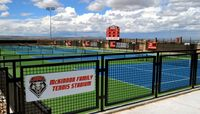 UNM's McKinnon Family Tennis Center one of 13 honored for excellence by USTA