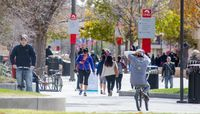 UNM featured in The Princeton Review's Annual College Rankings