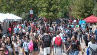 UNM hosts Welcome Back Days
