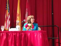 UNM hosts Governor's Summit on Higher Education