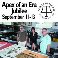 Tamarind Institute says goodbye to three lithography legends