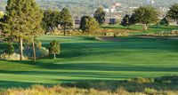 UNM's Championship Golf Course ranked No. 18 among campus courses