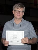 UNM researcher awarded National Speleological Society Science Award