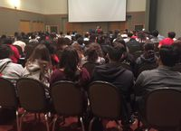 Student groups host ethnic studies conference for local high schools