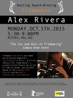 Award winning filmmaker to speak at UNM