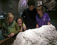 Grand re-opening set for UNM Meteorite Museum