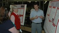 UNM Department of Individual, Family and Community Education hosts Research Showcase 2015