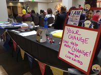 Student groups help raise awareness for United Way campaign