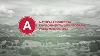 Natural Resources and Environmental Law Program at UNM Law School rated 'A'