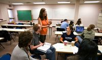 Center for Teaching Excellence accepting teaching award nominations