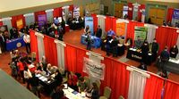Thousands turn out for UNM Career Expo 2016
