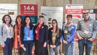 UNM graduate students present research to state legislators