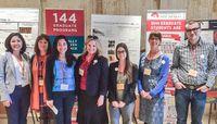 UNM graduate students present research to state legislators
