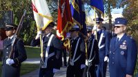 University of New Mexico honors its Veterans Friday, Nov. 11