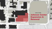 ​Johnson Center project seeks campus input