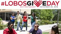 Lobos Give Day set for Nov. 29