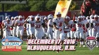 Lobos face Roadrunners in Gildan New Mexico Bowl