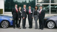UNM Anderson School marketing students shine on a national stage