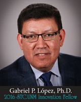 Gabriel  López to receive 2016 STC.UNM Innovation Fellow Award