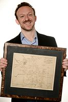 "University Libraries sponsors lecture on ""The Map Thief"""