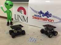 Moses organizes 'Swarmathon' competition at Kennedy Space Center