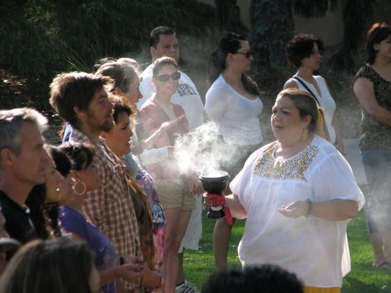Curandera Tonita Gonzales