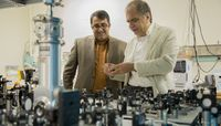 UNM scientists awarded $7.5 million for laser research