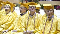 UNM Golden Graduates celebrate 50th anniversary