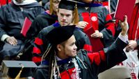 UNM hosts 2016 spring commencement ceremonies