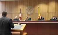 Students learn to think like judges