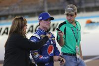 UNM graduate creates a career from NASCAR passion