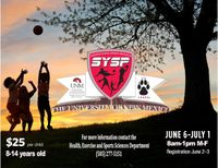 Registration set for UNM's Summer Youth Sports Program