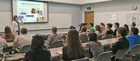 Albuquerque high school students attend CHTM STEM internship orientation