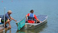 UNM's Solar Splash rookie team places 4th in country