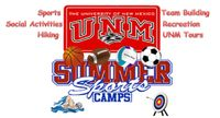 UNM Health Exercise and Sports Sciences Department hosts UNM Kids Camp