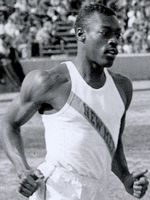 Memorial service to be held for former Lobo track and field great Adolph Plummer