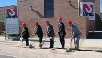 Partners break ground for new building at Innovate ABQ site